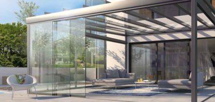 AREA slide – Systeem voor glasschuifwanden