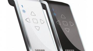 Geiger Electrische bediening