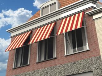 Rainbow Carré - Zonwering Industrie Winterswijk